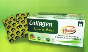 Collagen Seaweed Fiber