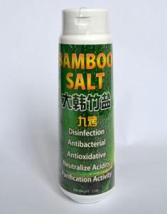 bamboo salt