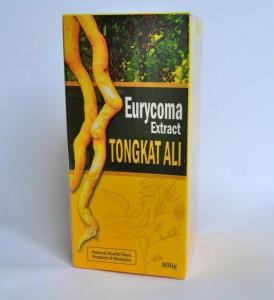 Eurycoma Extract Tongkat Ali