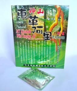 tongkat ali tea bag